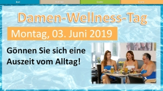 Damen-Wellness-Tag am 03.06.19