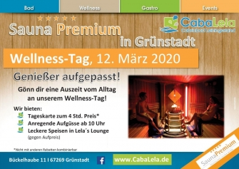 12.03.2020 Wellness-Tag