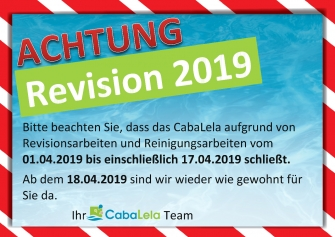 Revision 2019